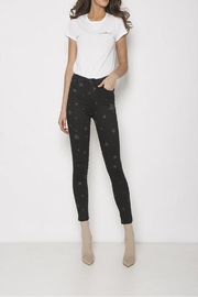 Neon Blonde Bombshell Skinny Jean - Product Mini Image