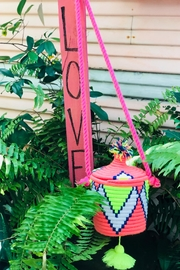 Neon Bohemians Dylan Bucket Bag - Front full body