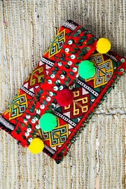Neon Bohemians Jagger Rug Clutch - Product Mini Image