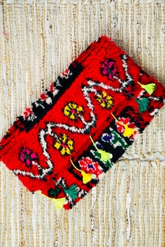 Shoptiques Product: Springsteen Rug Clutch