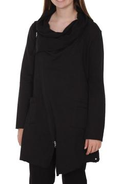 Shoptiques Product: Asymmetrical Zip Tunic