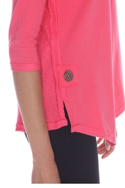 Neon Buddha Excursion Top - Back cropped
