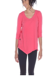 Neon Buddha Excursion Top - Front full body