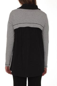 Shoptiques Product: Grey Tunic Top