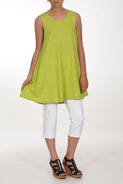 Neon Buddha Lime Green Tunic - Product List Image