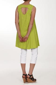 Neon Buddha Lime Green Tunic - Alternate List Image