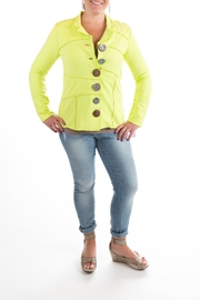 Neon Buddha Merritt Patchwork Jacket - Front cropped
