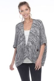 Neon Buddha Open Front Cardigan - Product Mini Image