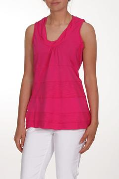 Neon Buddha Pink Sleeveless Top - Product List Image