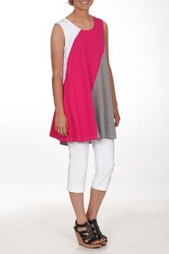 Neon Buddha Striped Tunic - Product List Image