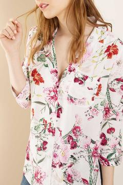 Shoptiques Product: Floral Pyjama Shirt