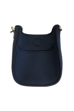 Ah!dorned Mini Perforated Neoprene Messenger (STRAP NOT INCLUDED) - Product List Image