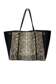 Parker & Hyde Neoprene Tote Bag - Product Mini Image