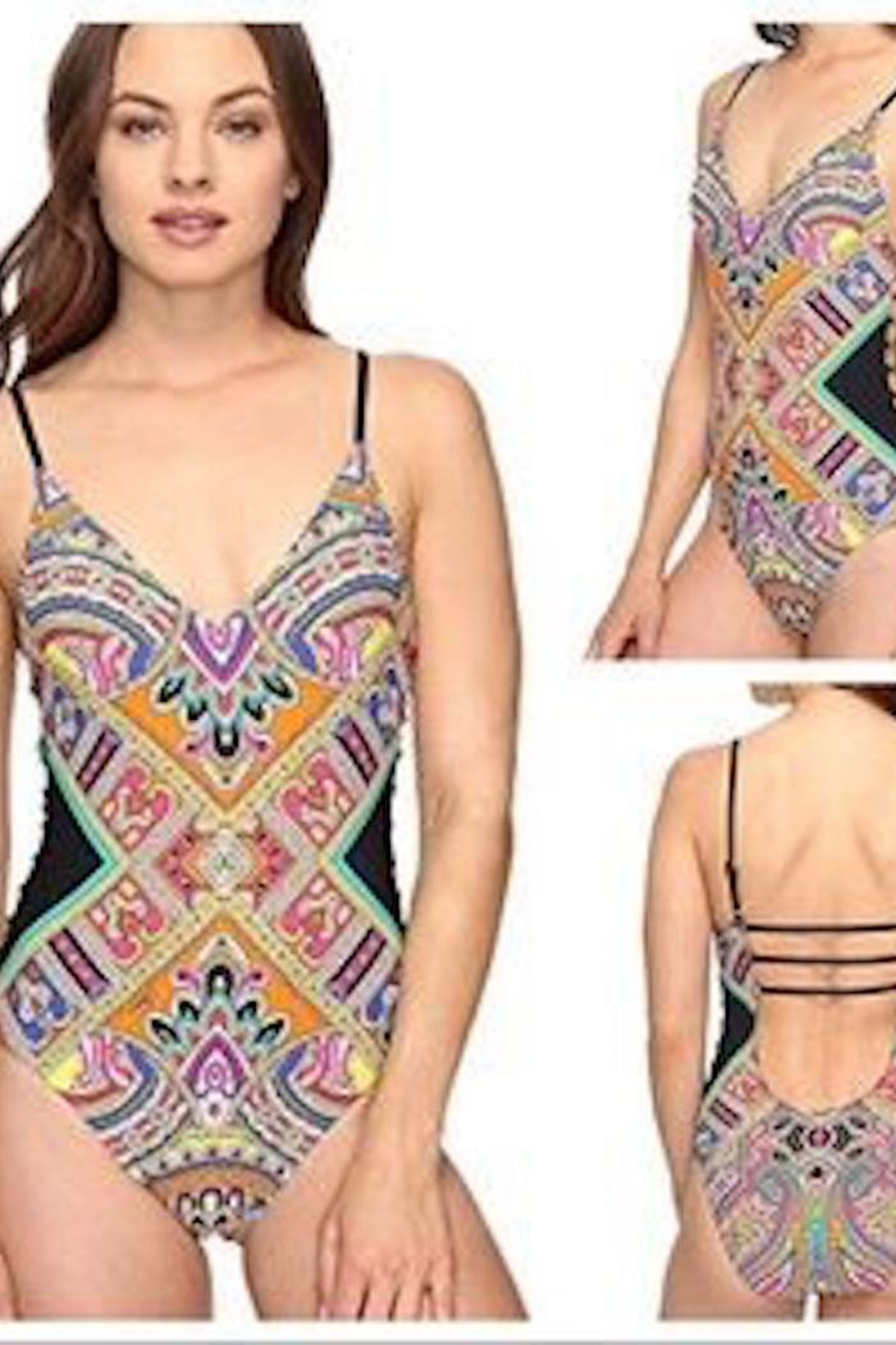 Trina Turk Nepal One Piece - Front Full Image