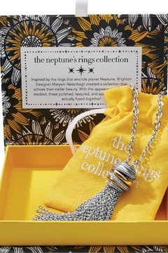Shoptiques Product: Neptune's-Rings-Collection Tassel-Necklace Box-Set