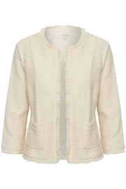 Cream Neru Cardigan - Product Mini Image