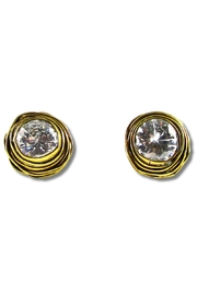 Joyas San Diego Nest Stud Earrings - Product Mini Image