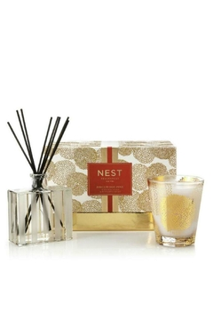 Shoptiques Product: Birchwood Candle Gift Set