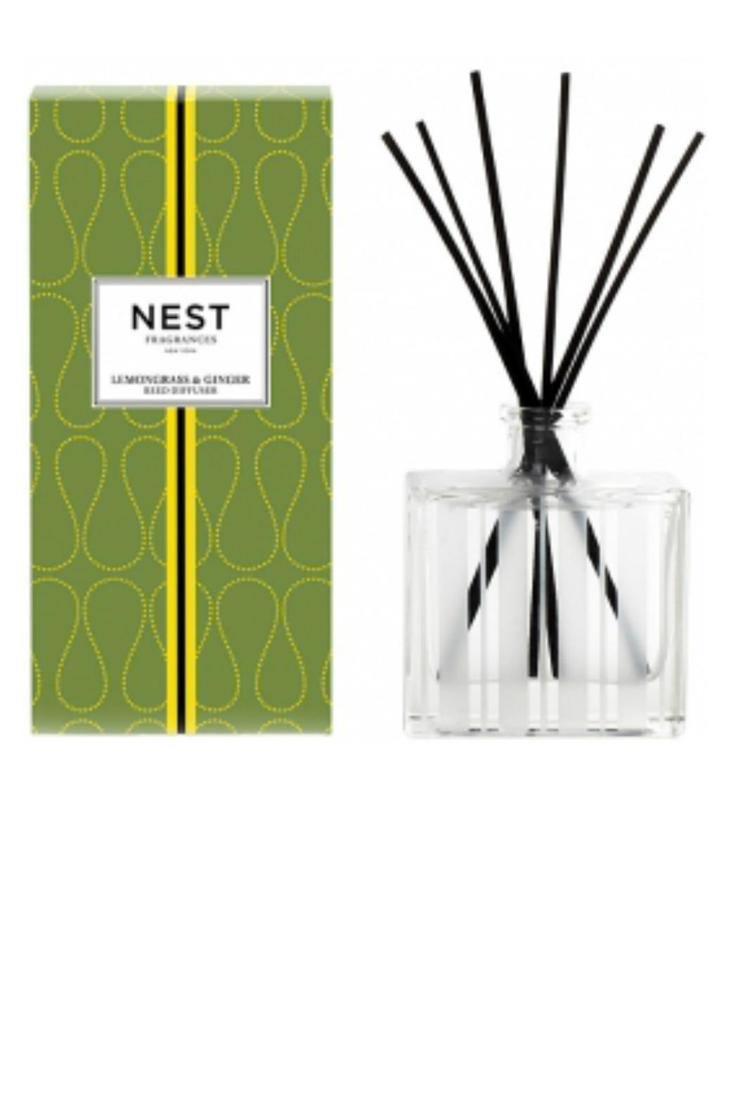 Nest Fragrances Lemongrass & Ginger Diffuser - Main Image