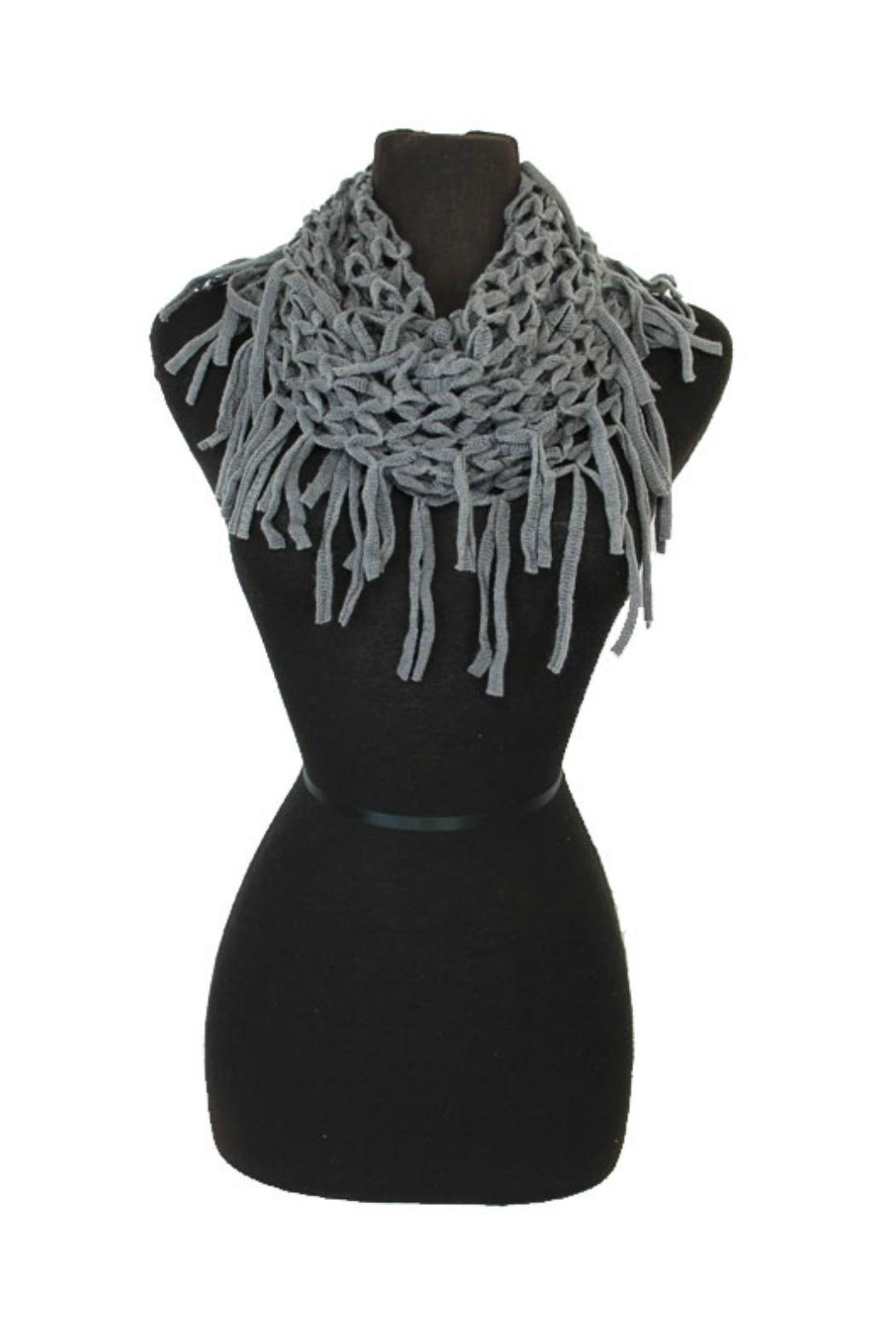 Minx Net Infinity Scarf - Side Cropped Image