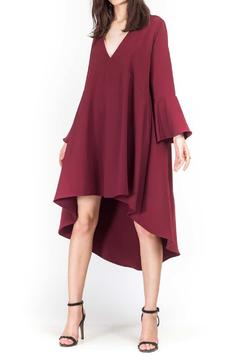 Shoptiques Product: Bordeaux Celeste Dress