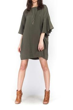 Shoptiques Product: Green Liliana Dress
