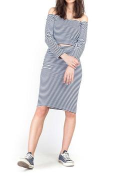 Shoptiques Product: Stripes Audrey Suit