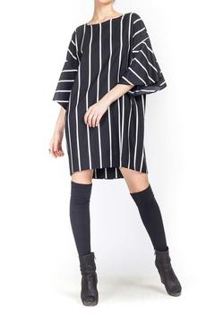 Shoptiques Product: Stripes Liliana Dress