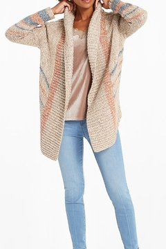 Nic+Zoe Neutral Mix Color Cardigan - Product List Image