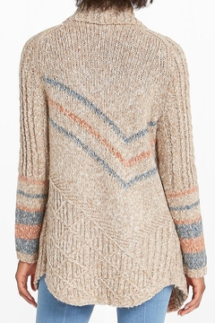 Nic+Zoe Neutral Mix Color Cardigan - Alternate List Image