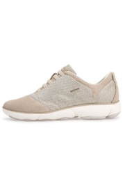 Geox Neutral Slip-On Sneaker - Front cropped