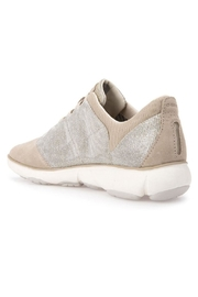 Geox Neutral Slip-On Sneaker - Front full body