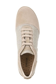 Geox Neutral Slip-On Sneaker - Side cropped