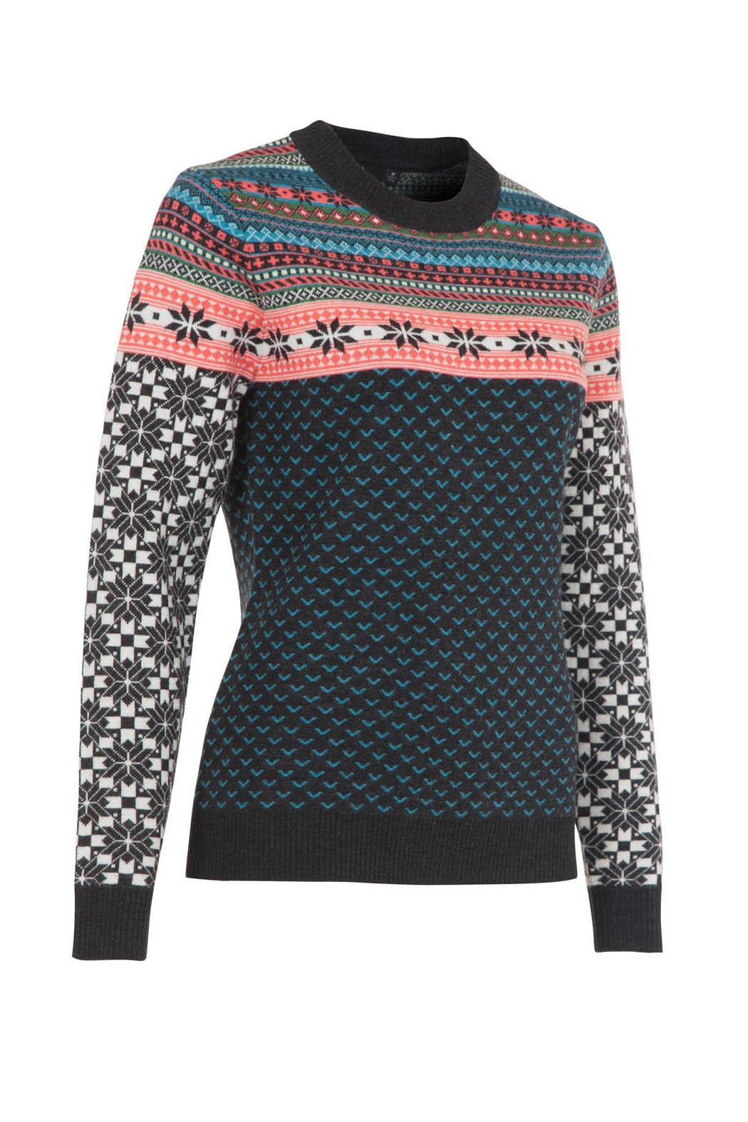 Neve Designs Sadie Crew Neck Sweater - Front Cropped Image