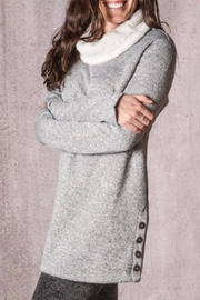 Aventura Clothing Never Cozier Tunic - Front cropped