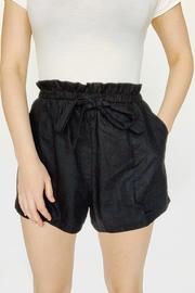 Lush Clothing  Never Too Late Shorts - Front cropped