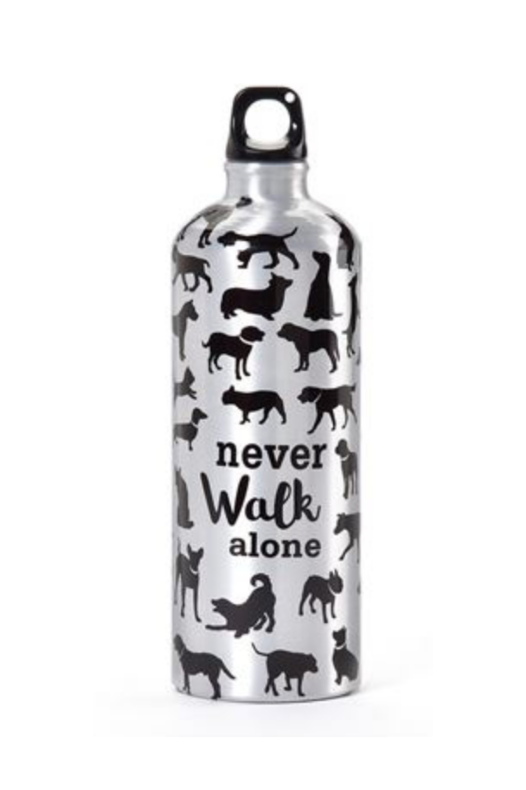Gift Craft NEVER WALK ALONE WATER BOTTLE - Main Image