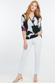 Nic + Zoe New Adventures Sweater - Side cropped