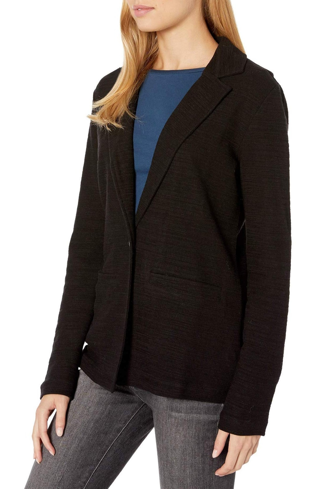 Sanctuary New Classic Blazer - Back Cropped Image