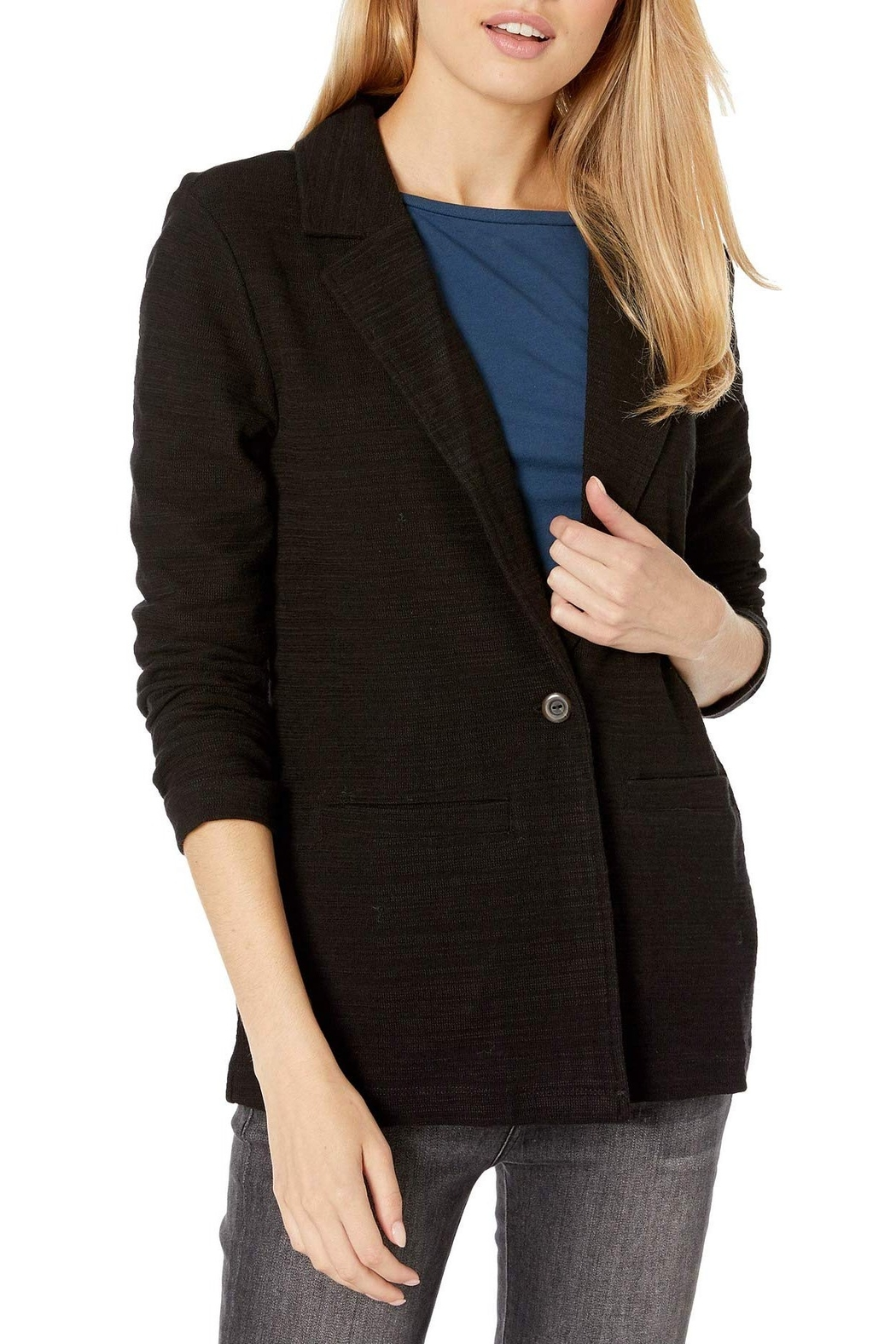 Sanctuary New Classic Blazer - Side Cropped Image