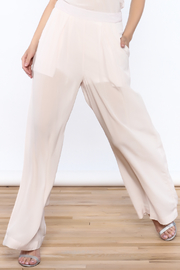 New Friends Colony Eloise Sheer Pants - Product Mini Image
