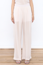 New Friends Colony Eloise Sheer Pants - Side cropped
