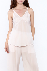 New Friends Colony Eloise Sheer Tank - Product Mini Image