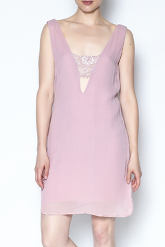 New Friends Colony Lilac Cocktail Dress - Product List Image