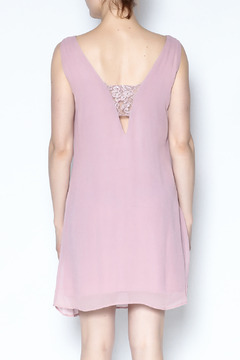 New Friends Colony Lilac Cocktail Dress - Alternate List Image