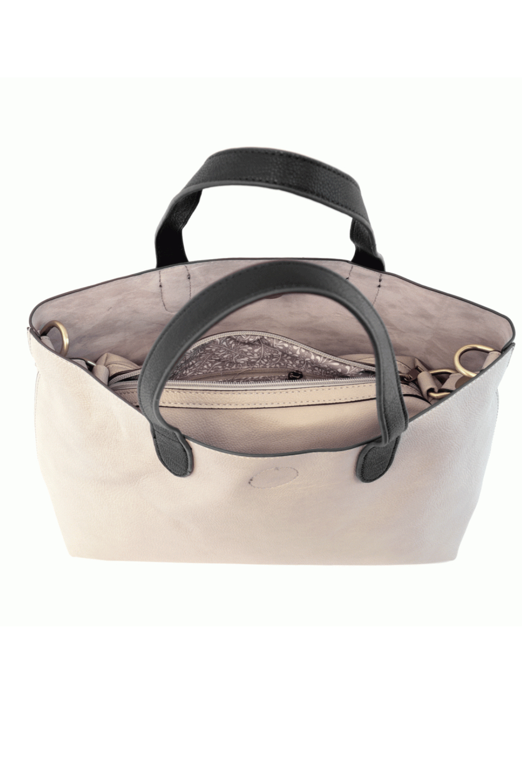 Joy Susan New Mariah Medium Convertible Tote - Side Cropped Image