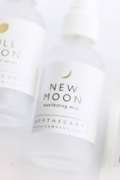 Apothecary Co New Moon Manifesting Mist - Product List Image