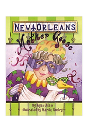 The Birds Nest NEW ORLEANS MOTHER GOOSE - Product Mini Image