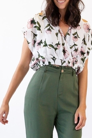 Pink Martini Collection New Orleans Top - Front cropped