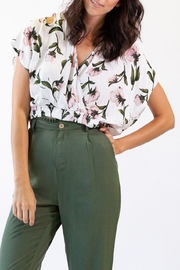 Pink Martini Collection New Orleans Top - Front full body